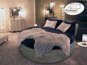 Ліжка круглі